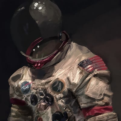 David demaret astronaut