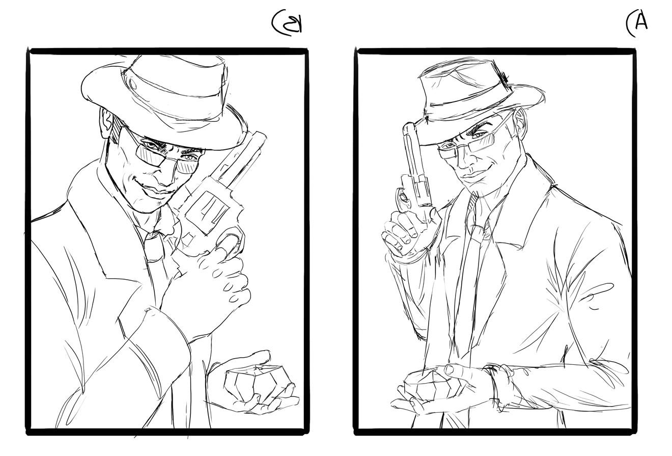 Danny kundzinsh cyclops sketches