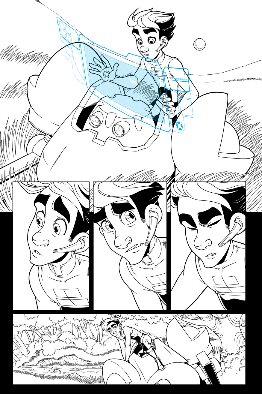 Page Sample.