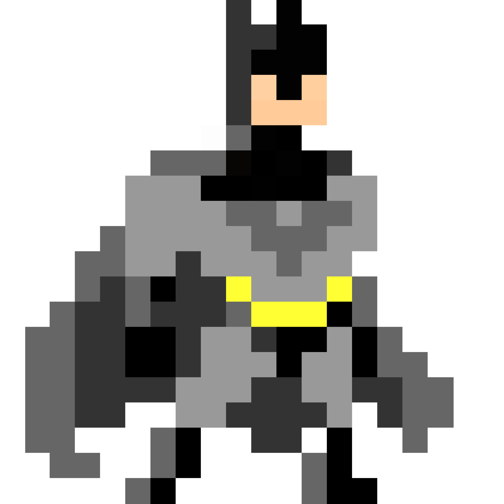 ArtStation - Superhero 8 bit art, Mar Daniel Garcia