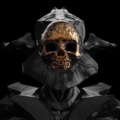 Karl lindberg skullguy front 01