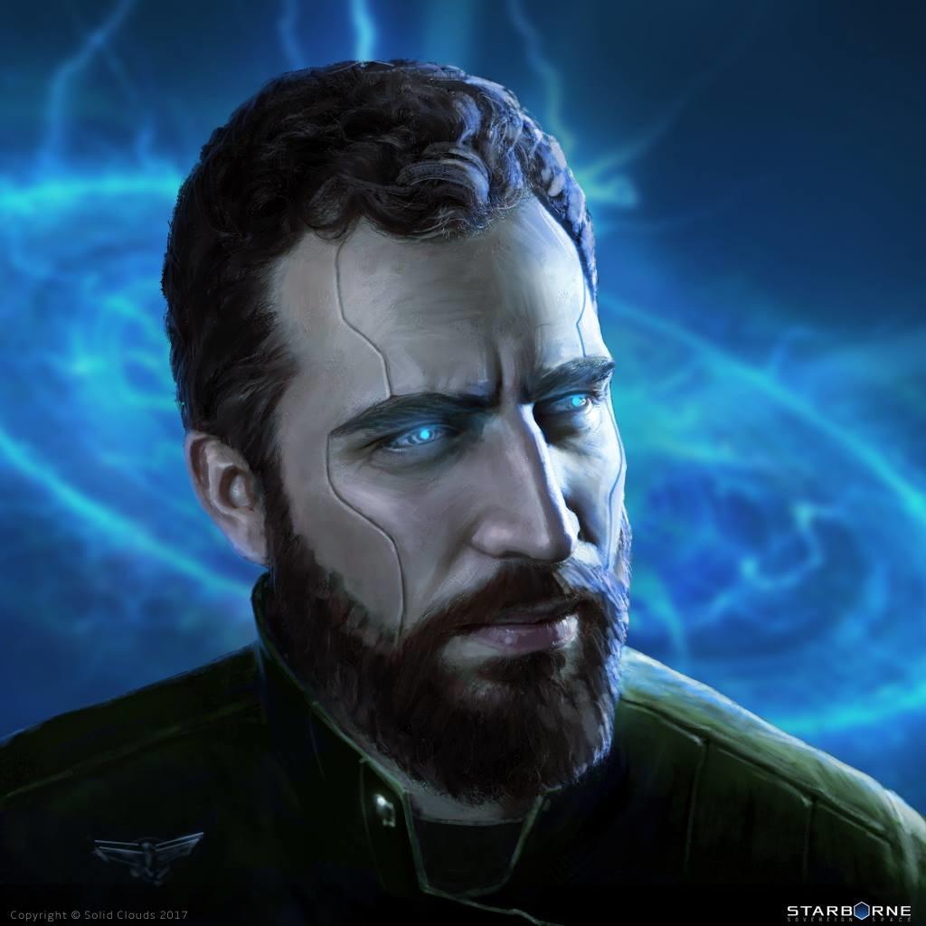Starborne portrait