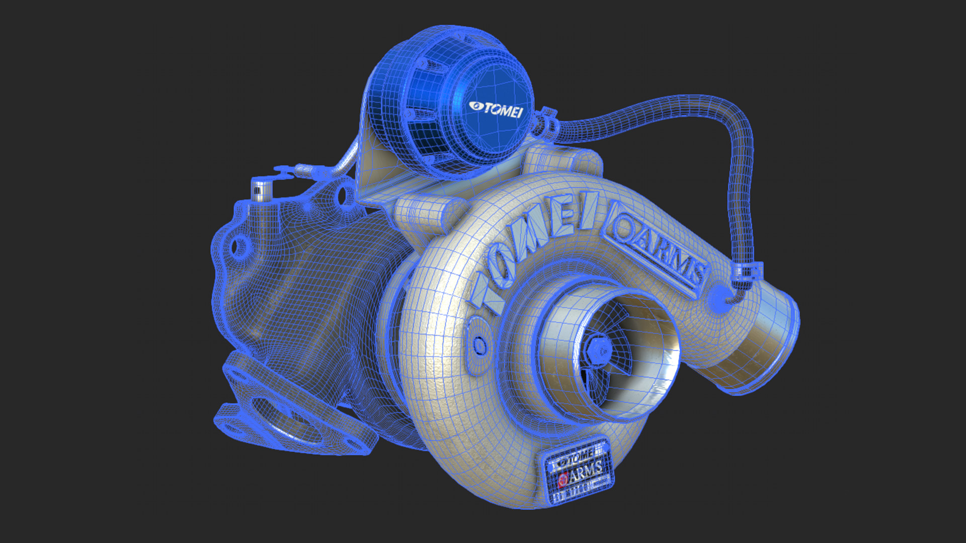 Billy sullivan turbo5 wire long