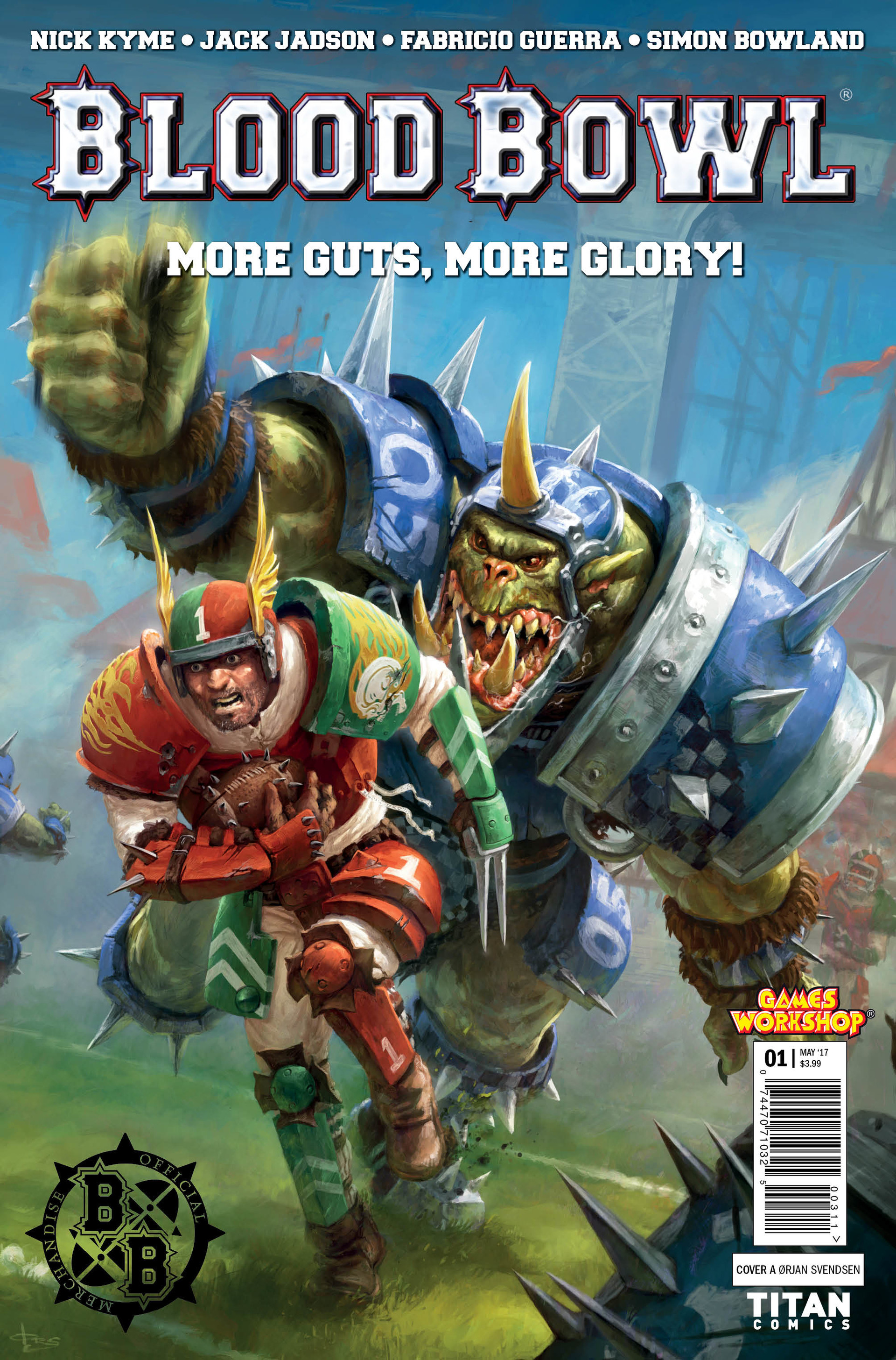 Orjan ruttenborg svendsen blood bowl covers 1 cover a