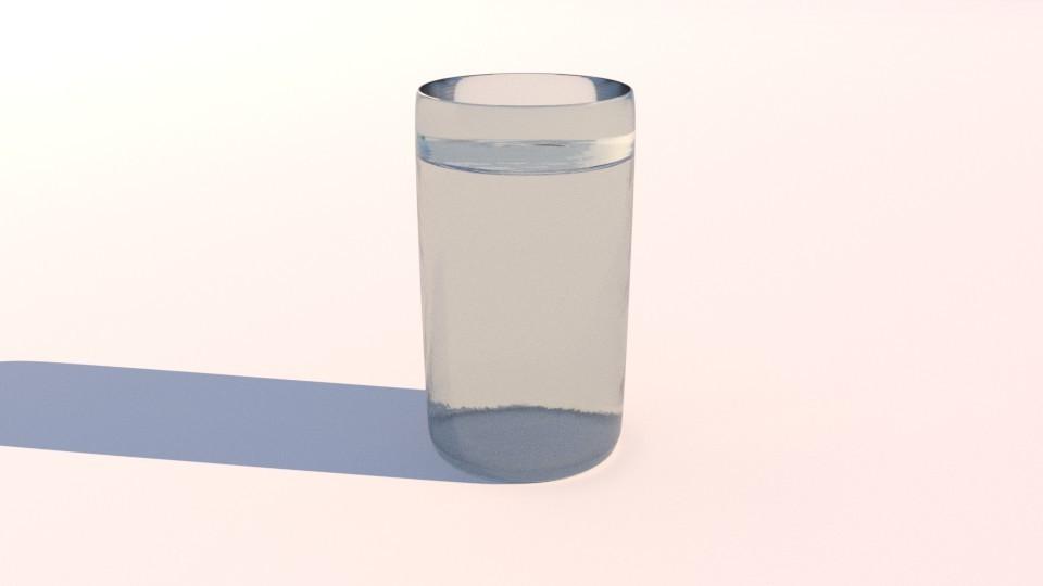 Water Glass 4