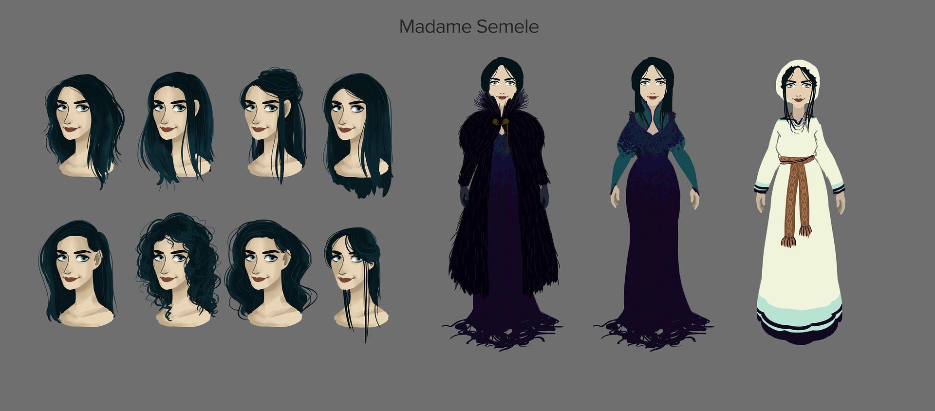 Fatima anaya the witch