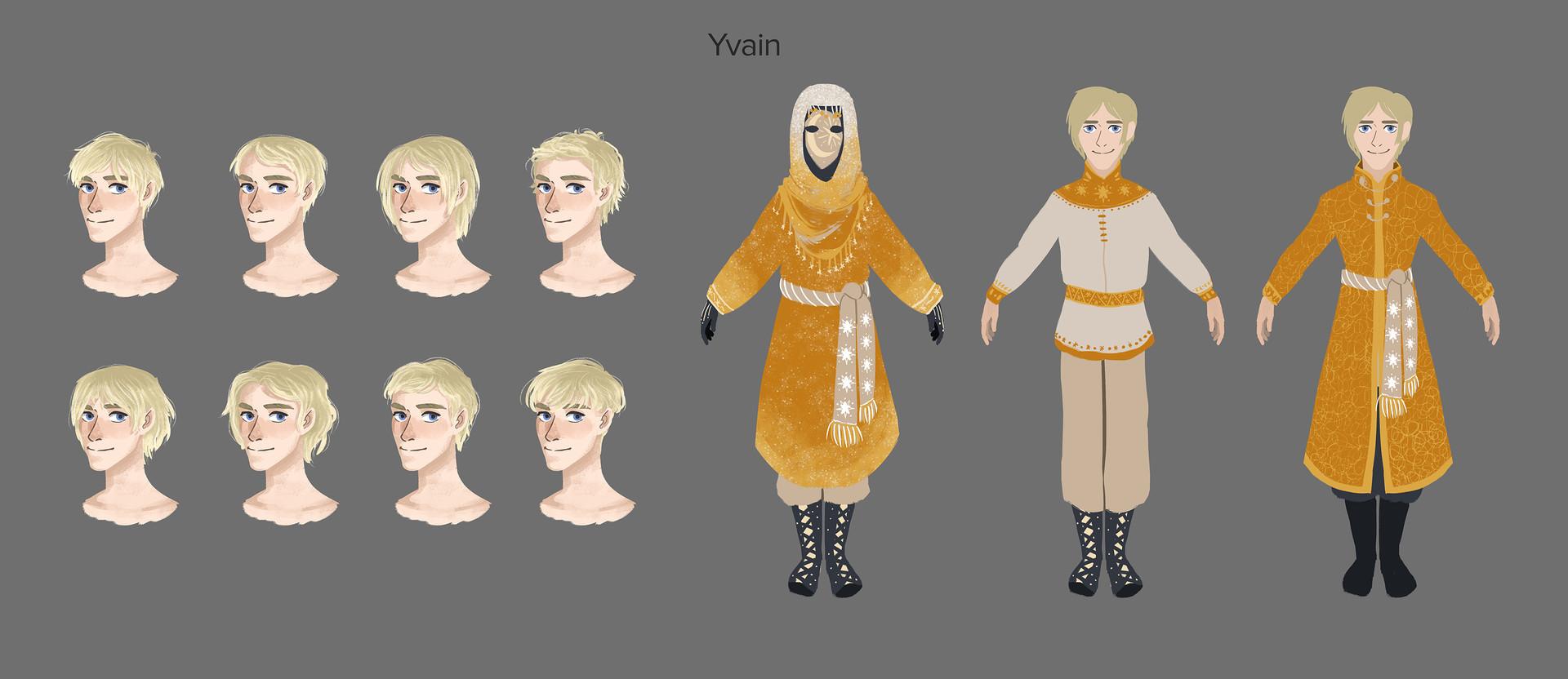 Fatima anaya yvain