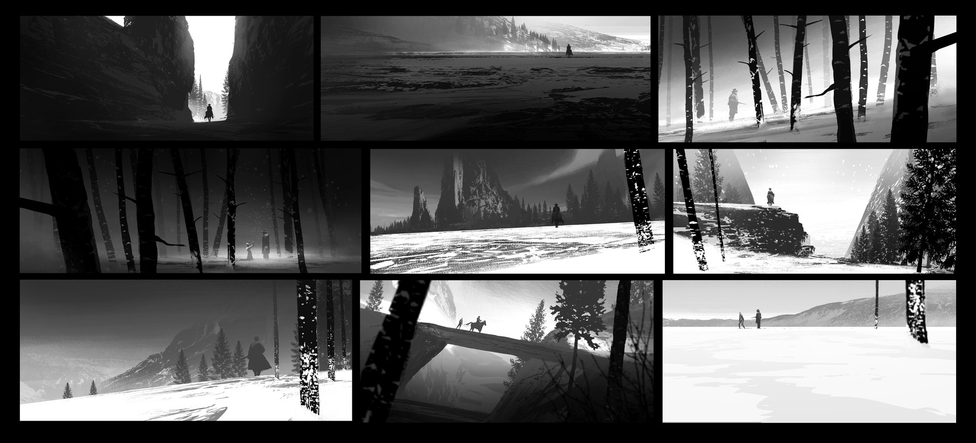 Dave paget custom shapes thumbnails
