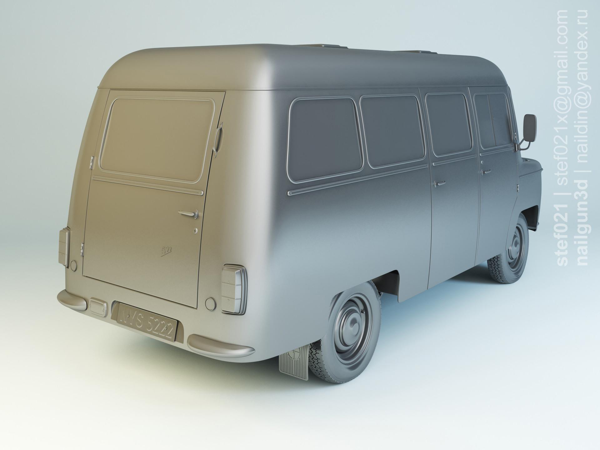 Nail khusnutdinov als 205 001 nysa 522 modelling 1