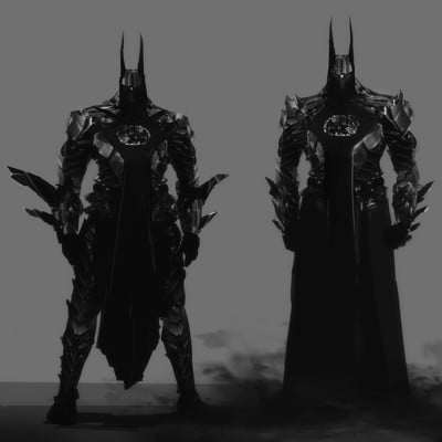 Batman redesign