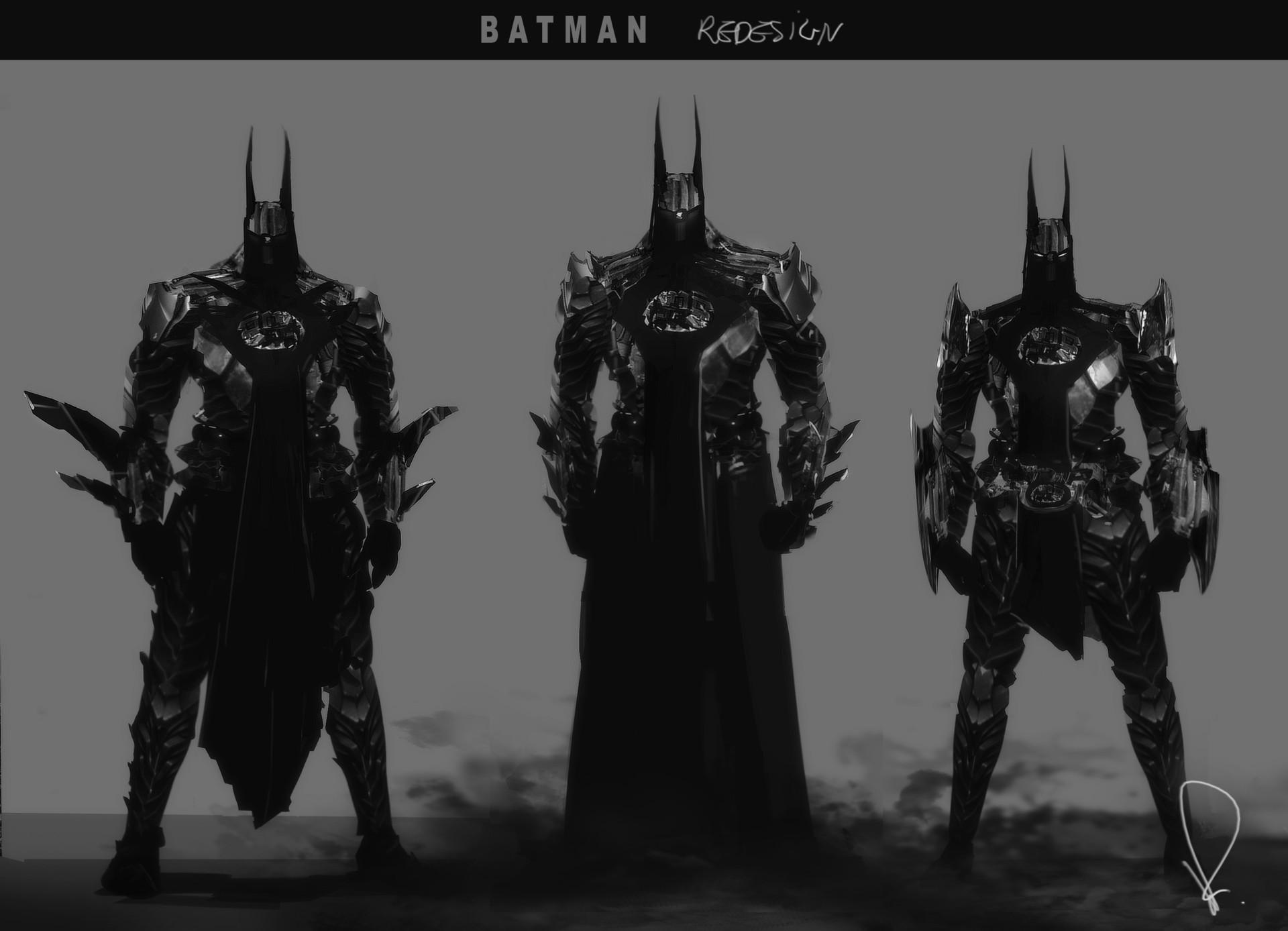 Marcin rubinkowski batman redesign scalone resize 1