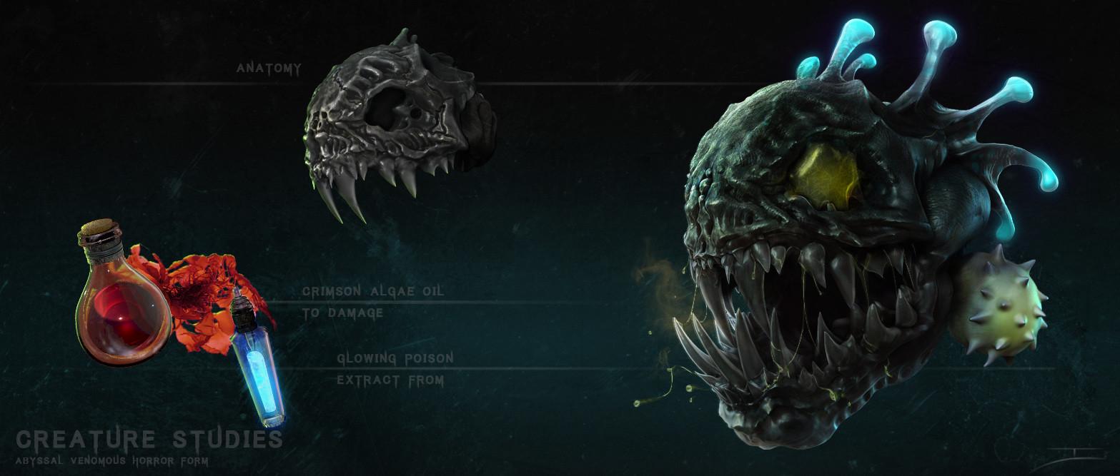 ArtStation - Creatures, IGOR KIRDEIKA