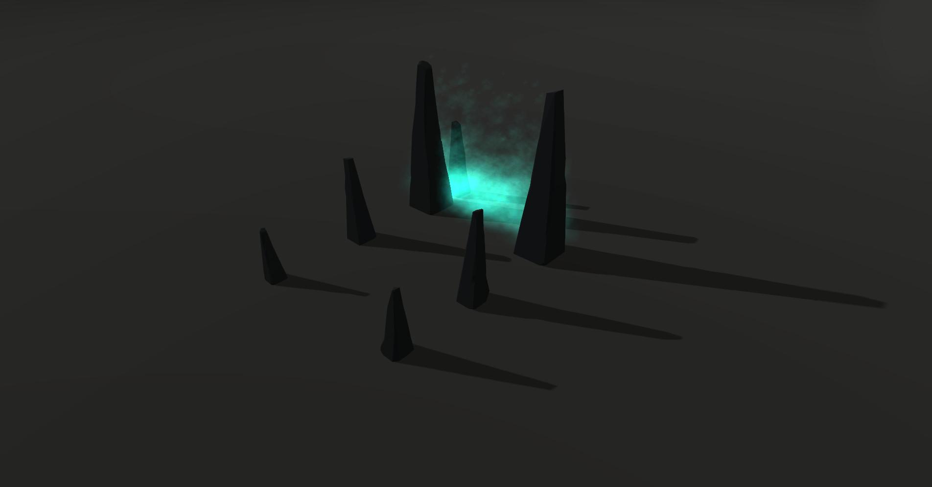 tornado bandits - low poly portal pack