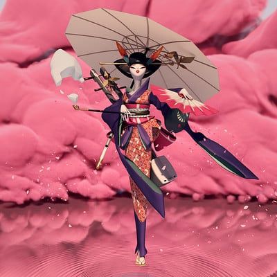 Cgmonkeyking geisha 02c pn01 big cloud pp