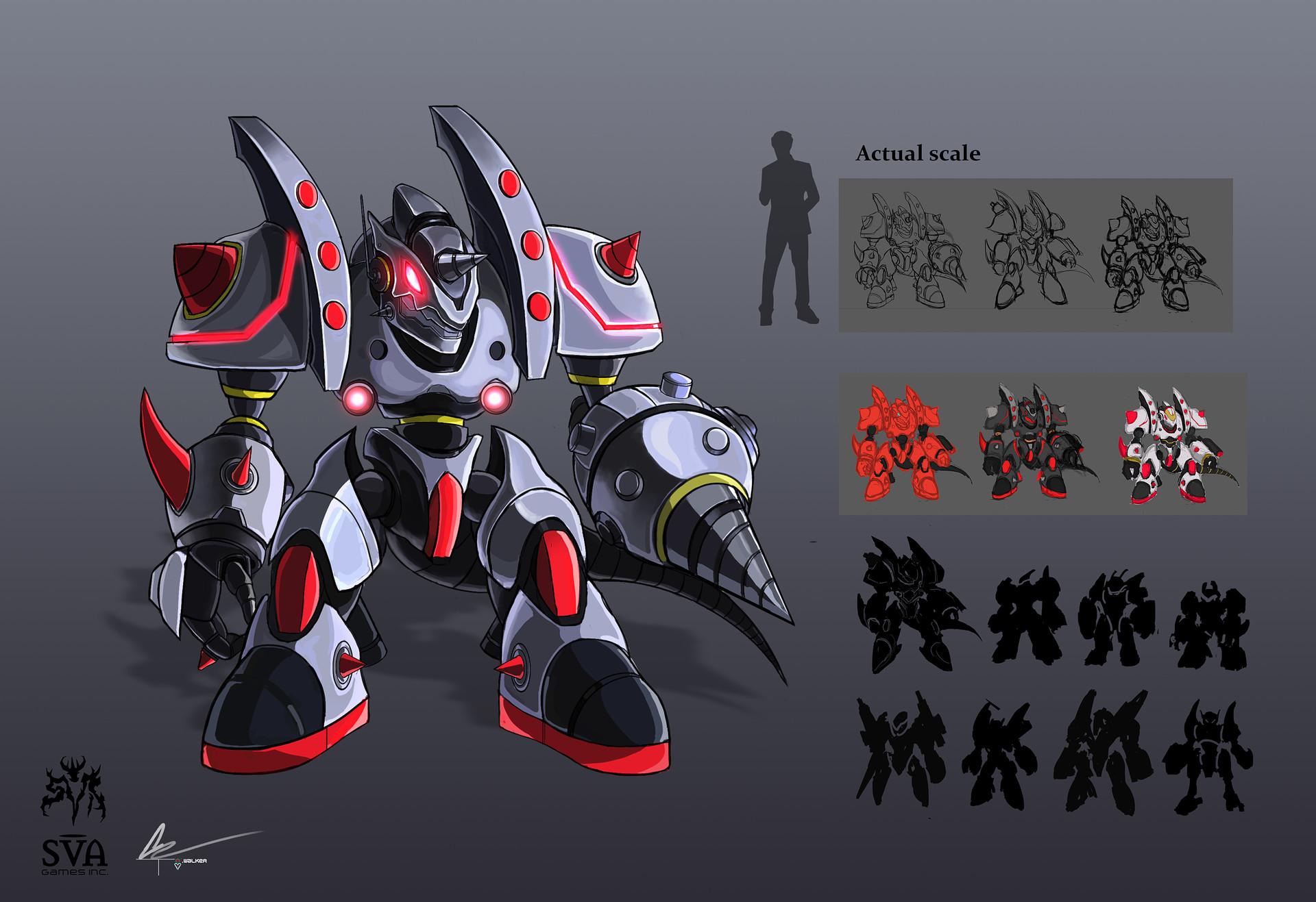 Temarius walker titan bot 03