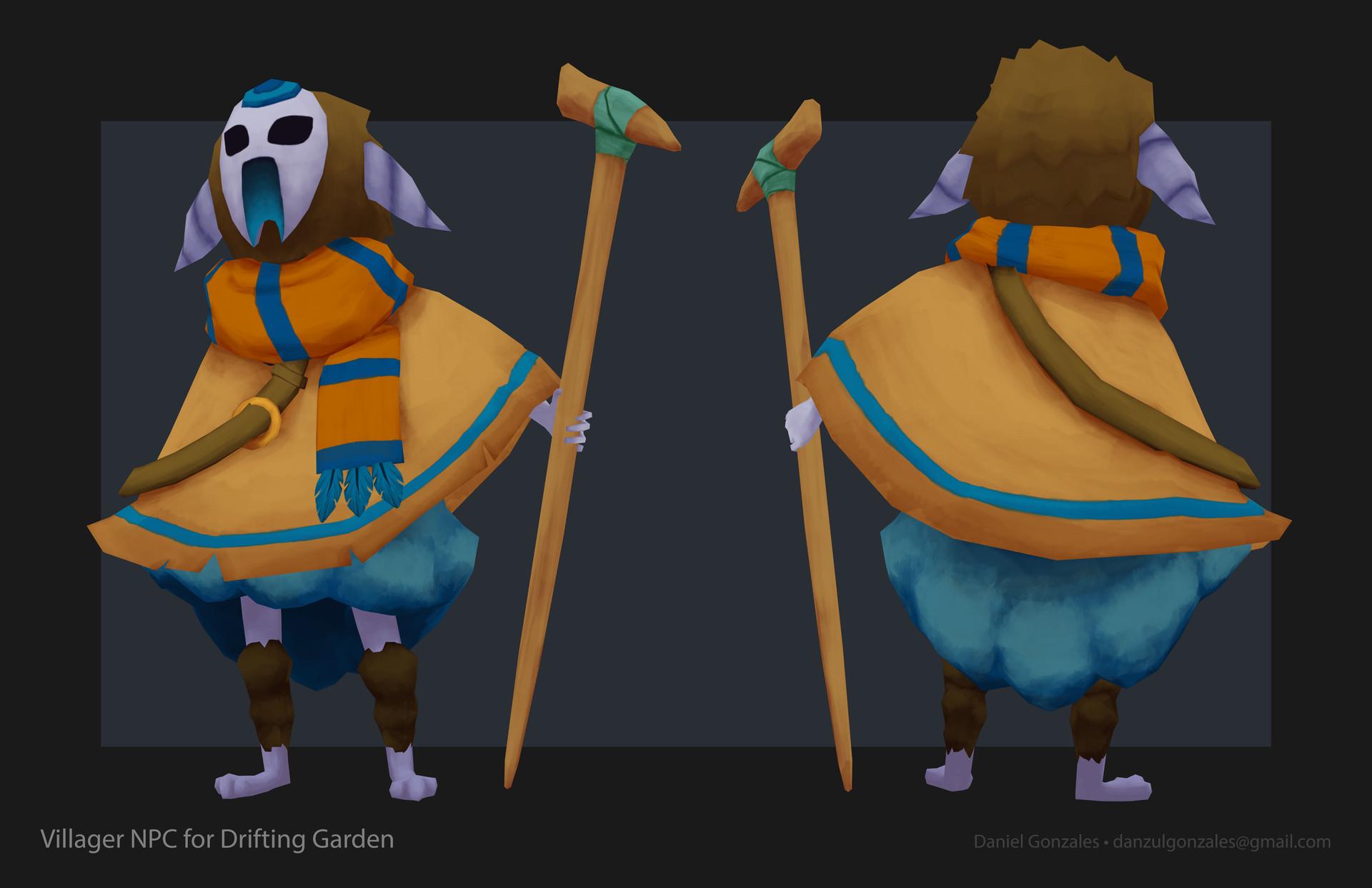 Daniel gonzales gonzalesdaniel bfa modeling 02 character a