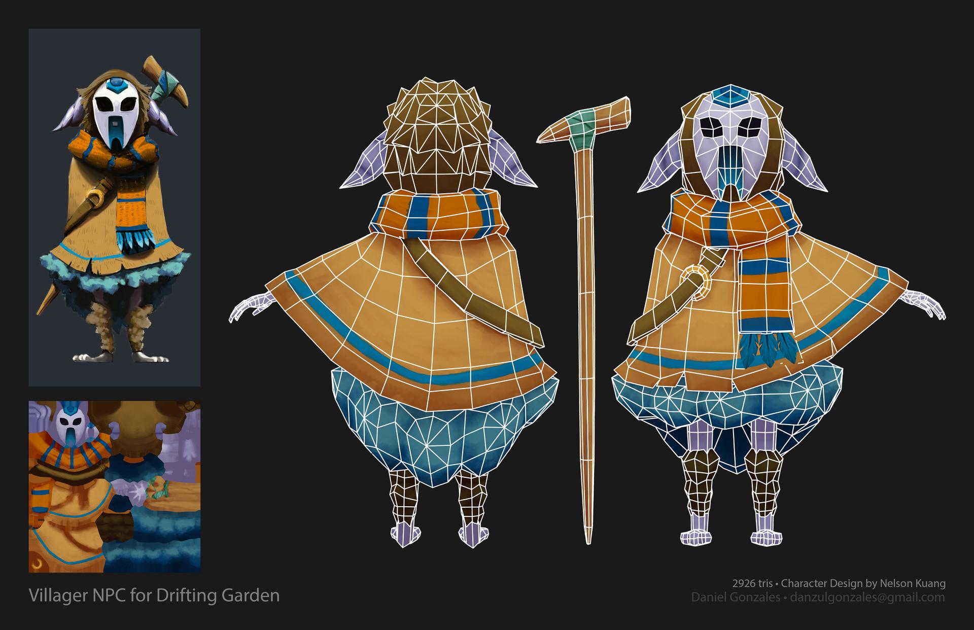 Daniel gonzales gonzalesdaniel bfa modeling 02 character b