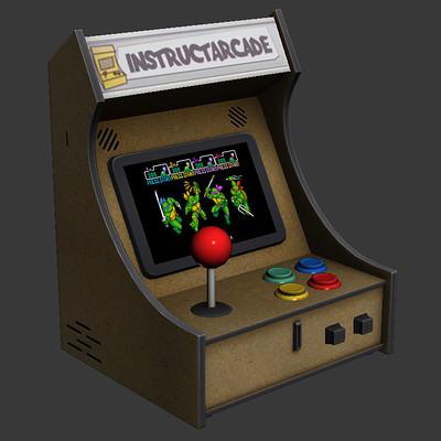 Oziel leal salinas arcade3