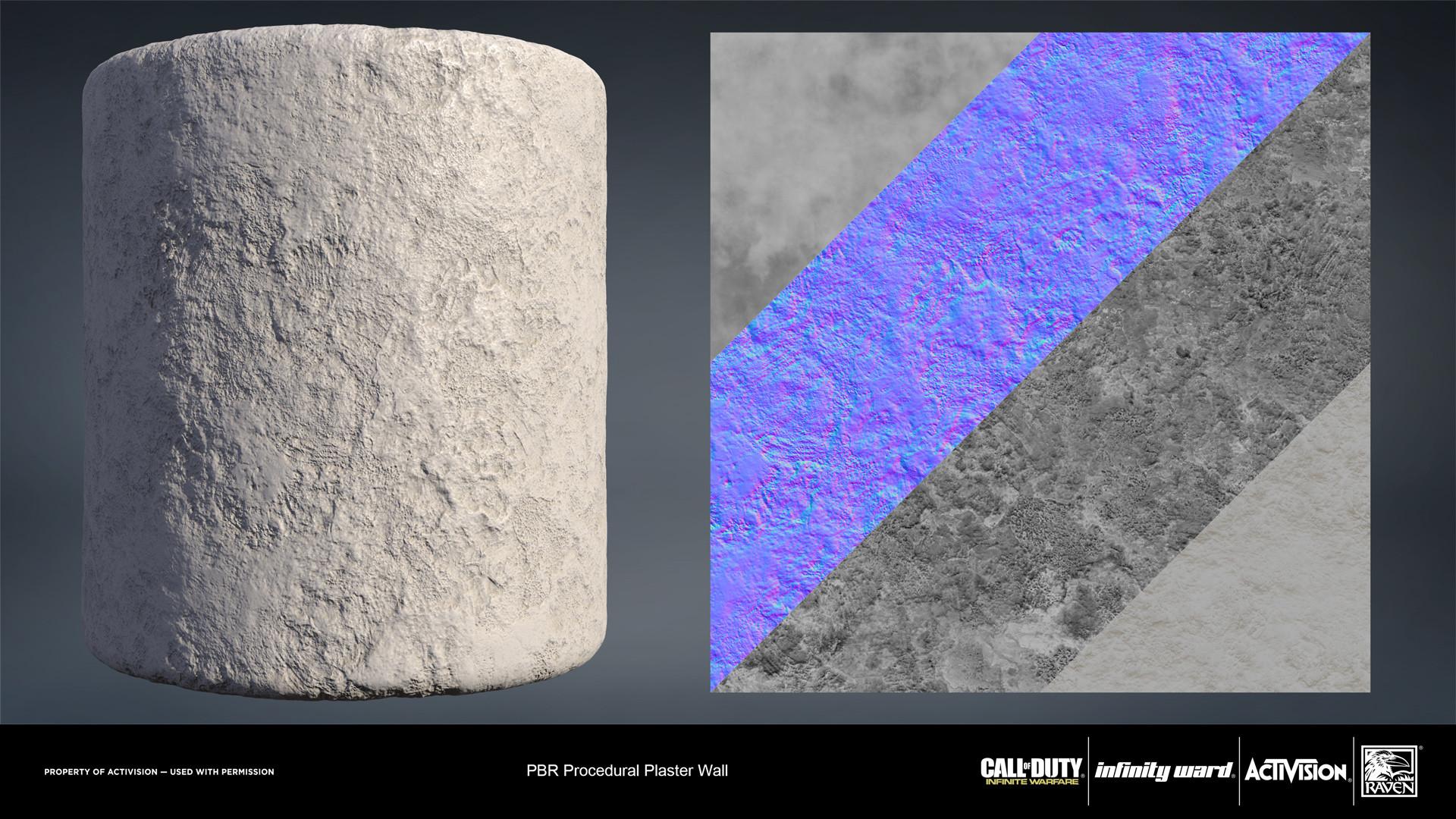 Joshua lynch plaster wall 14 iw cylinder