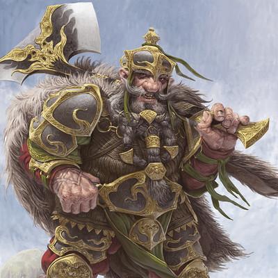 Daniel zrom danielzrom dwarfking