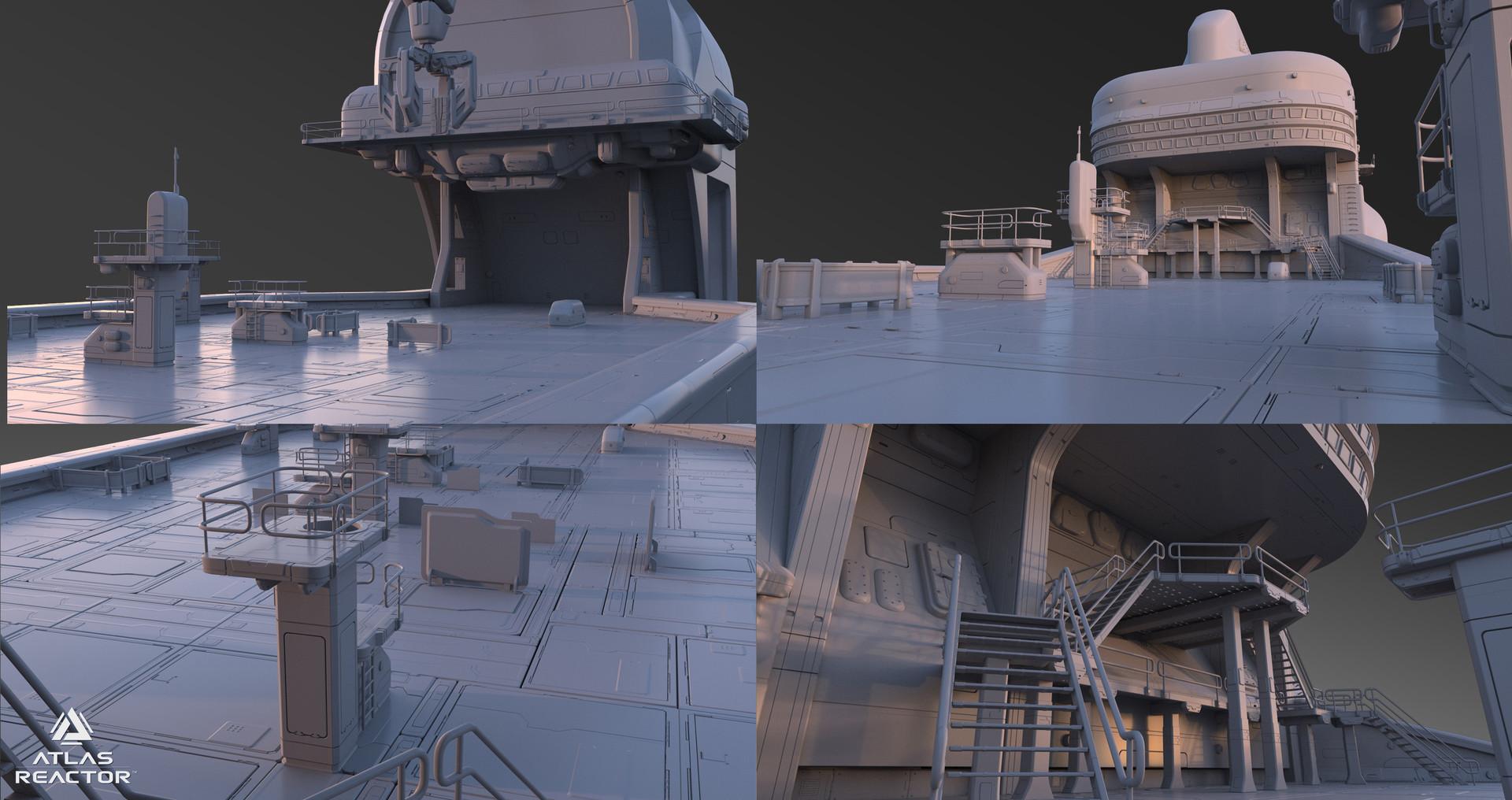 Kris kaufman blur reactor samples cargofreigtherwip modeling 02