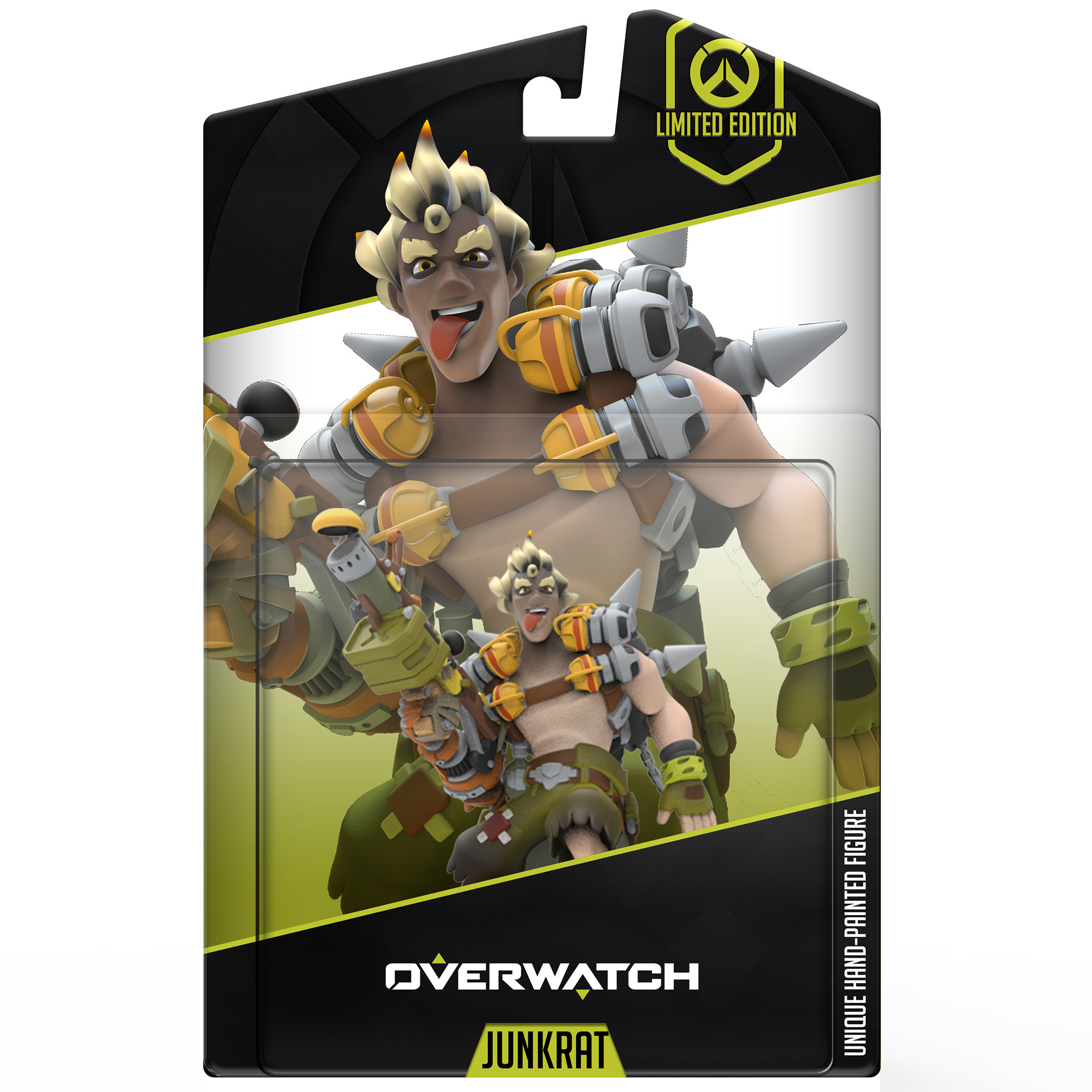 Marko Stanojevic Junkrat Overwatch Infinity And Beyond
