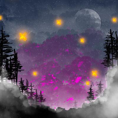 Meli magali montagne magique