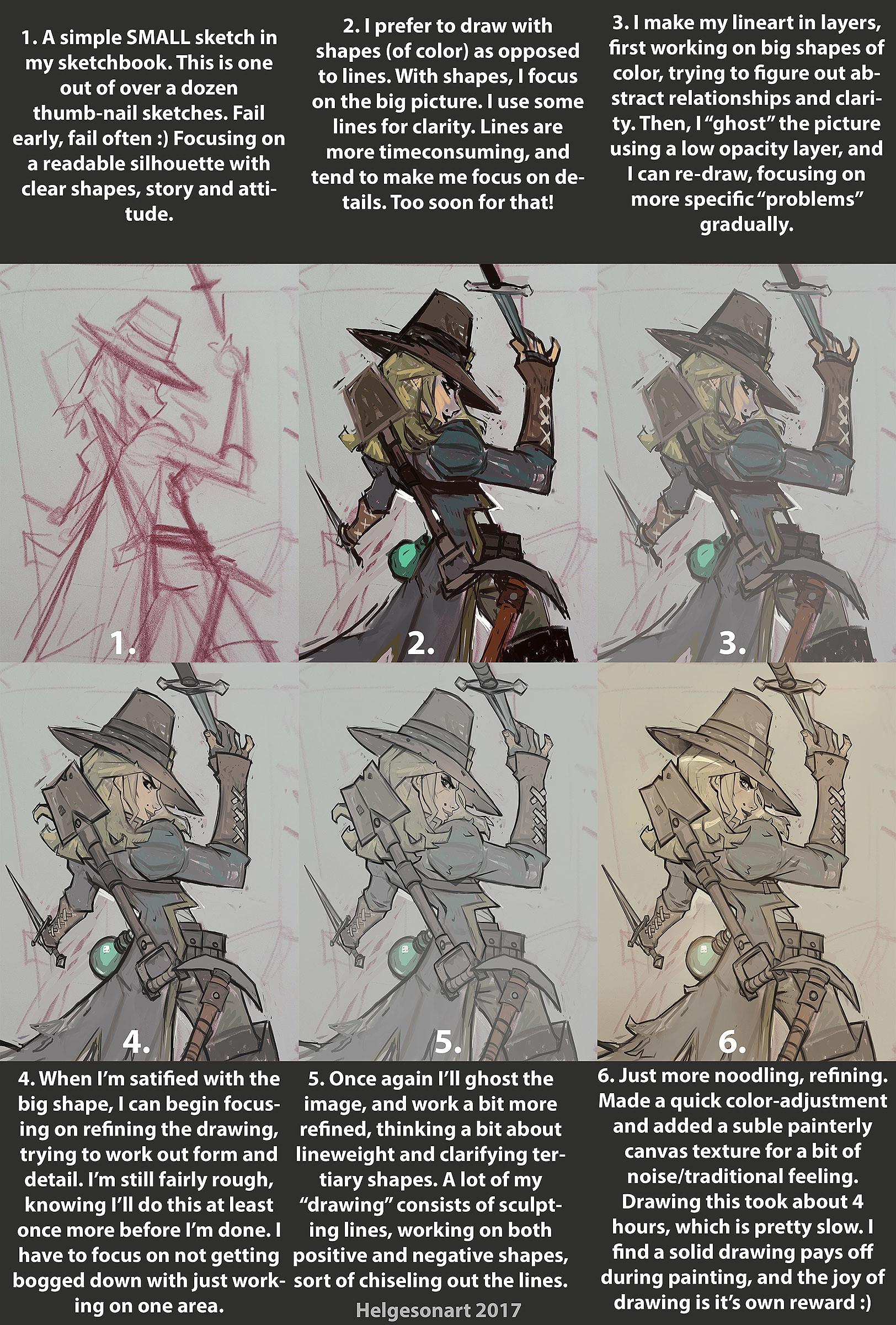 johannes helgeson - darkest dungeon