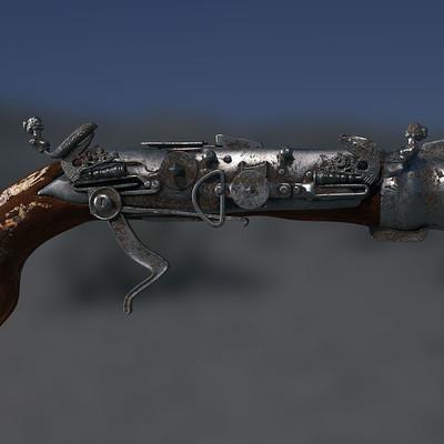 Fabricio rezende gun 4k test bx
