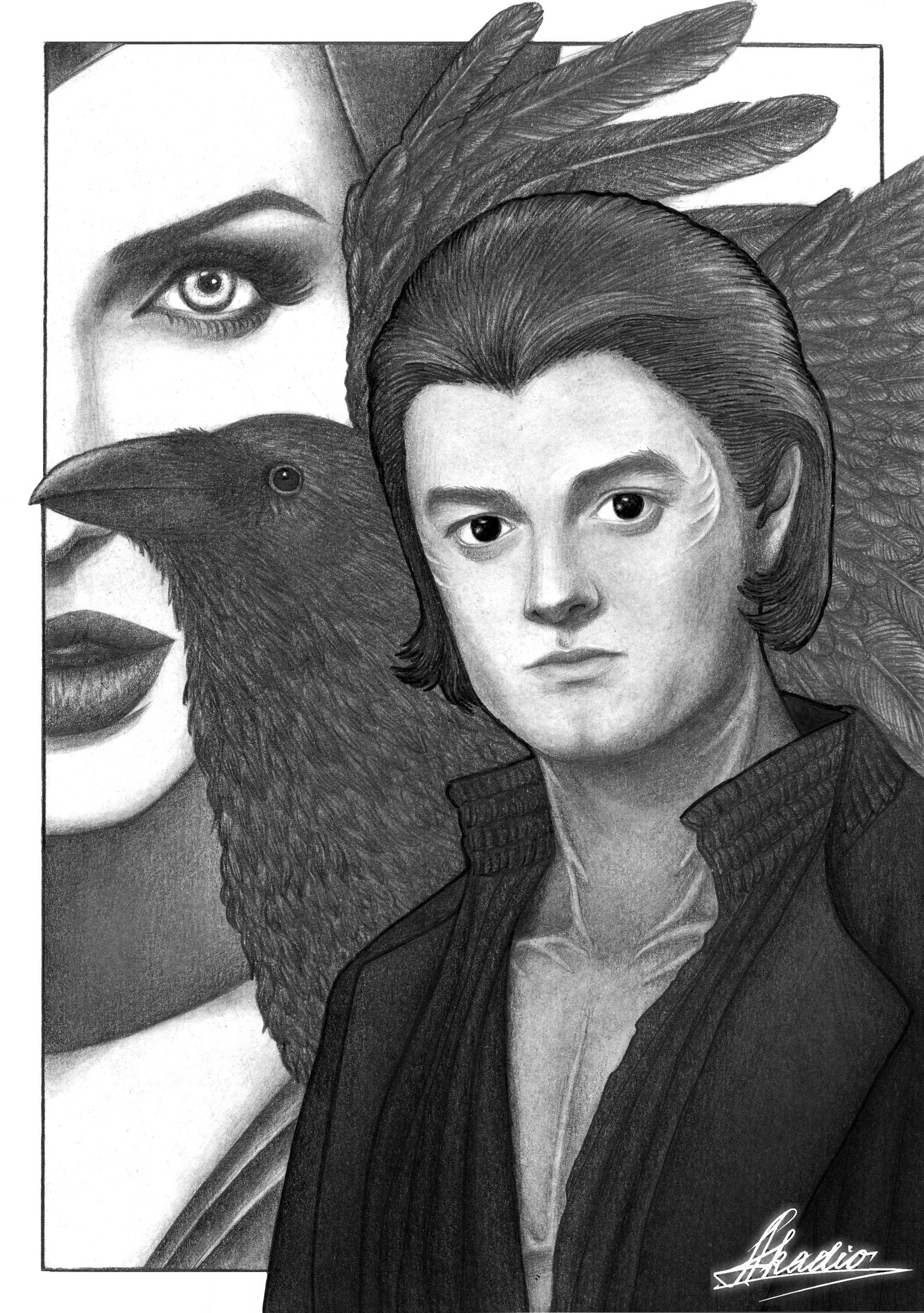 Artstation Personal Best Of Fan Works From 2014 Verielle