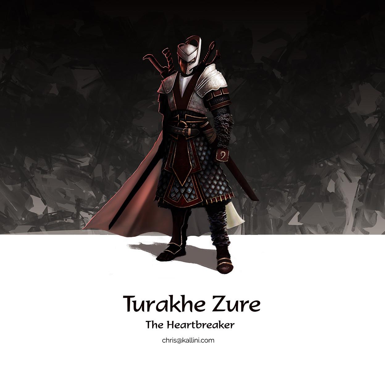 Turakhe Zure - The Heartbreaker