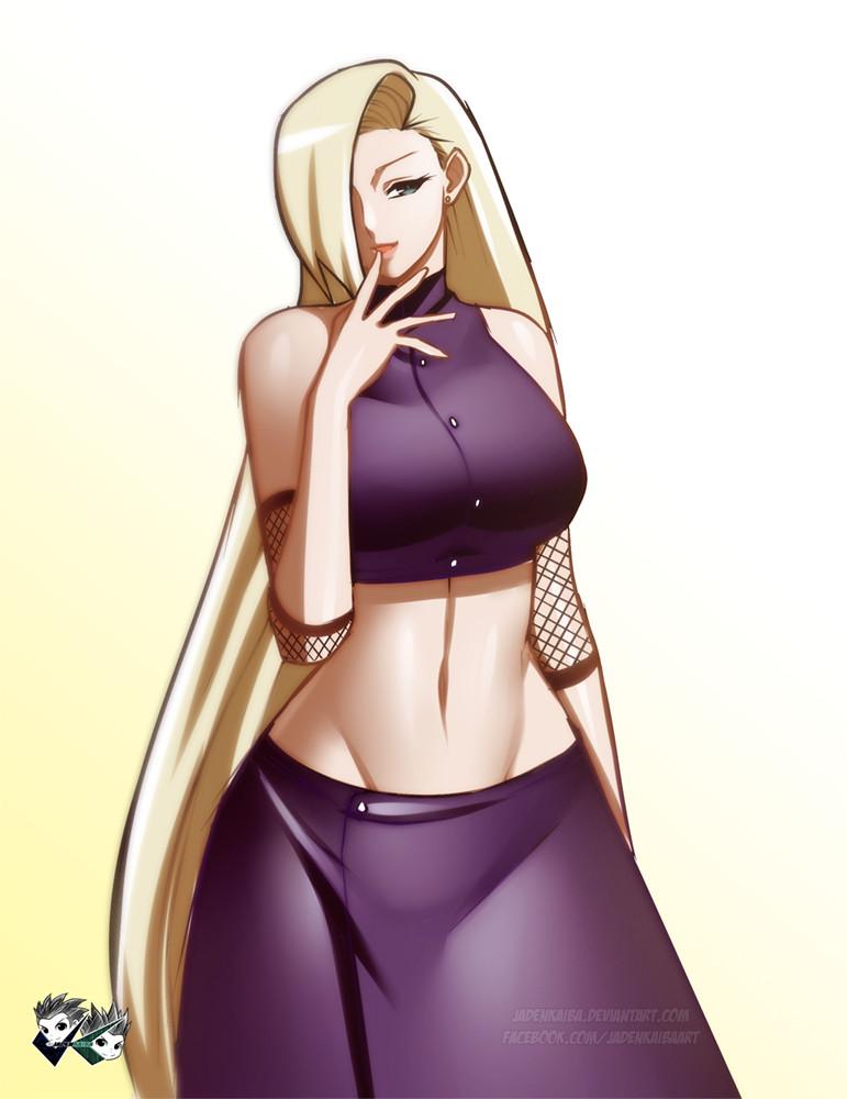 Naruto Shippuden Ino Hot