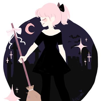 Aya agar witchy