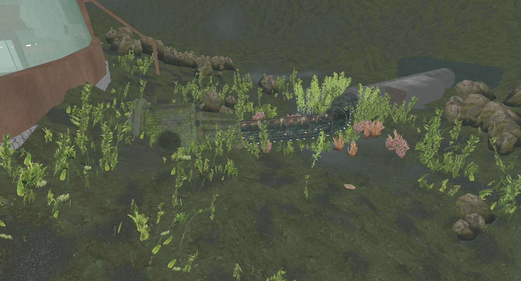 Lea kronenberger underwater 2