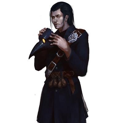 Max kuznetsov character