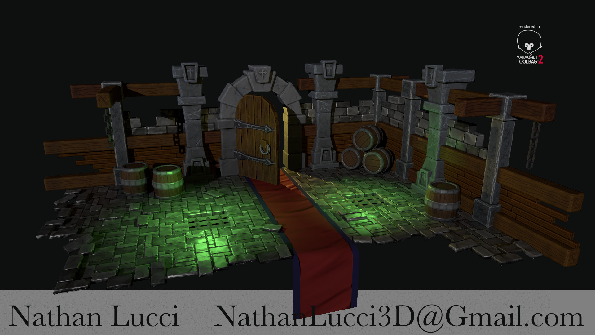 Nathan lucci dungeonrender