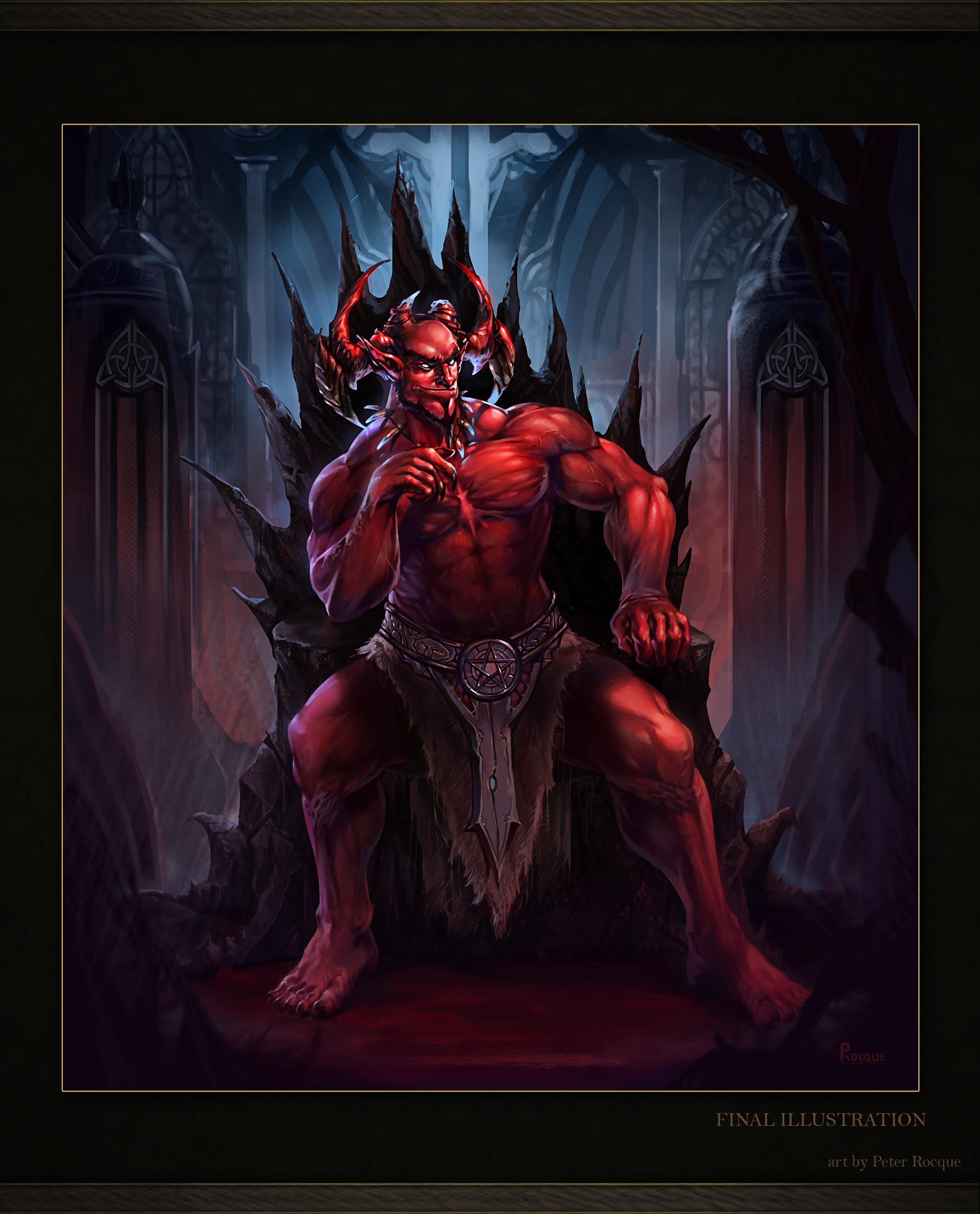 Peter rocque sympathy for the devil