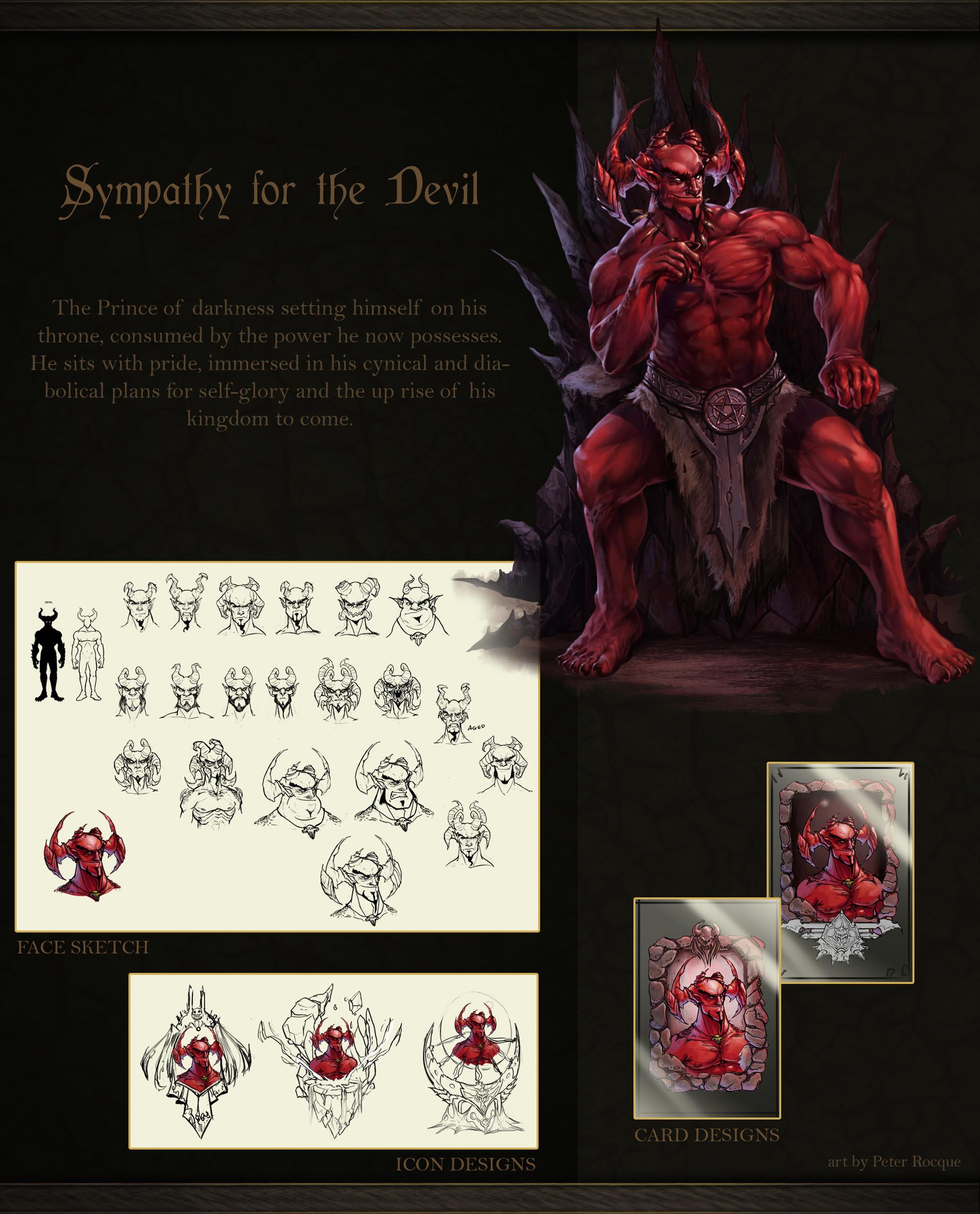 Peter rocque sympathy for the devil 01