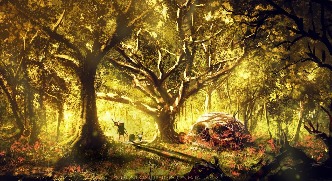 Anato finnstark bmo s first adventure adventure time by anatofinnstark db0oroy