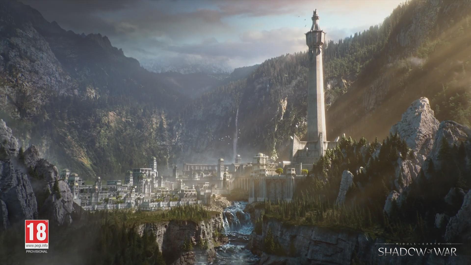 La Terre du Milieu : L'Ombre de la Guerre : Minas Ithil