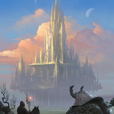 Hwanggyu kim gothic castle 001