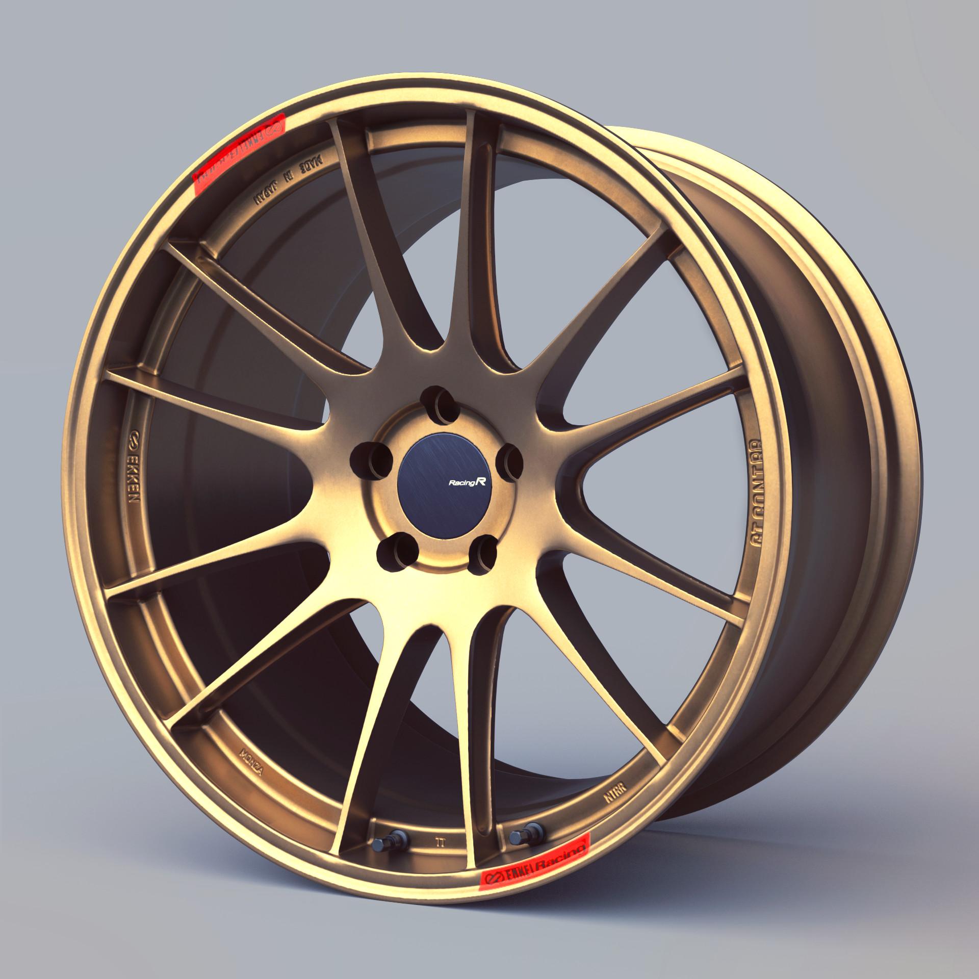 Enkei Wheel model