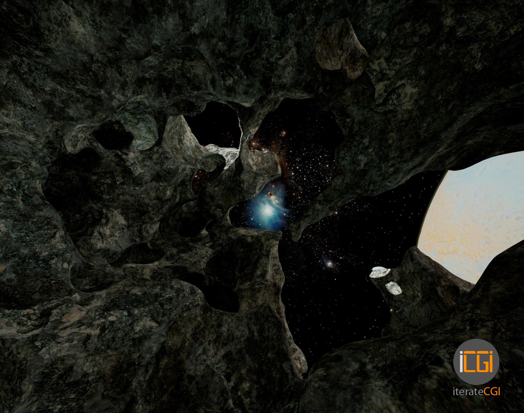 Johan de leenheer 3d asteroid game model 19