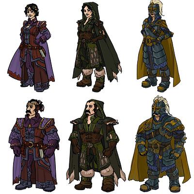 Loles romero dwarf epics