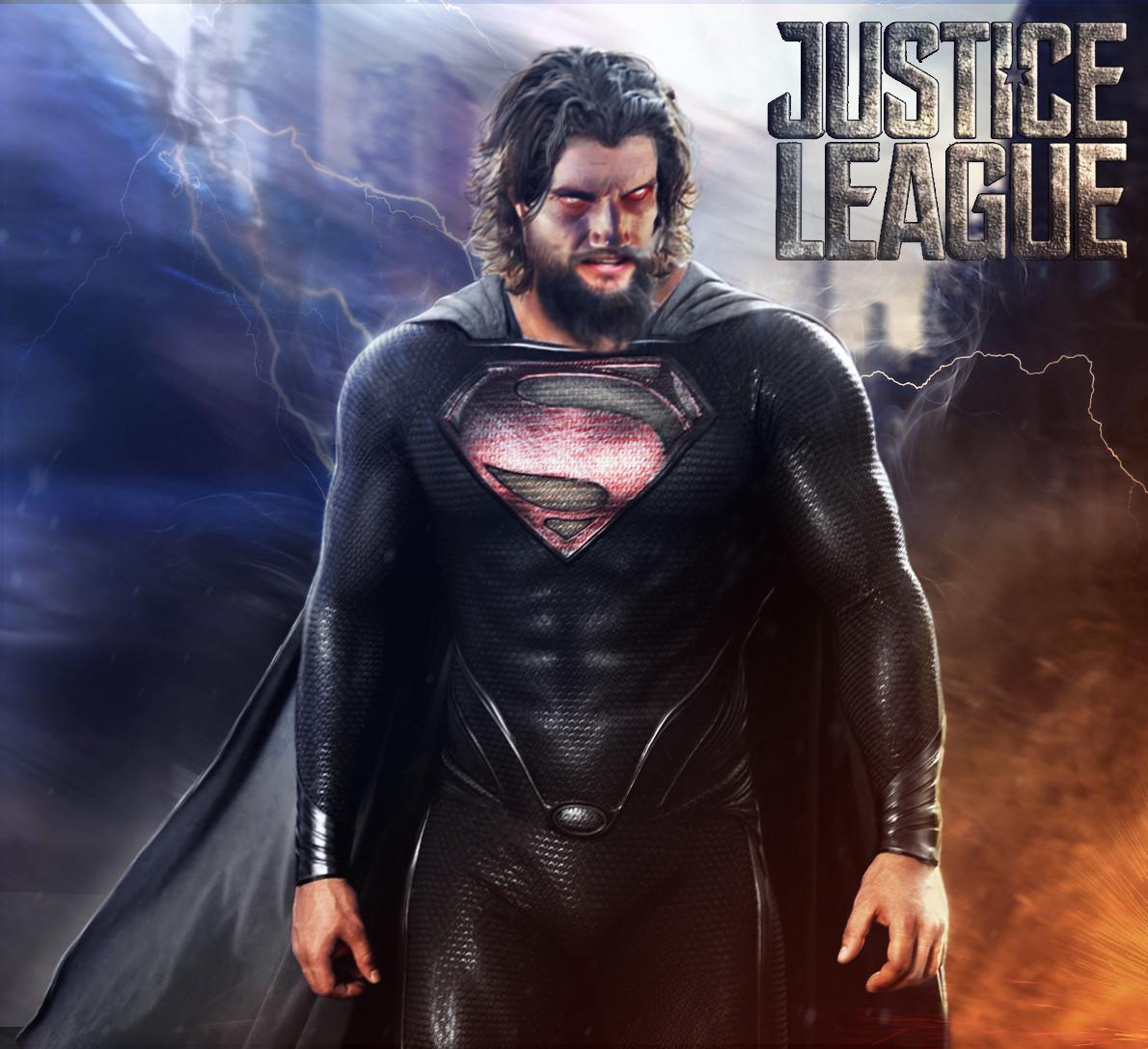 Artstation Fan Art For The Justice League Superman