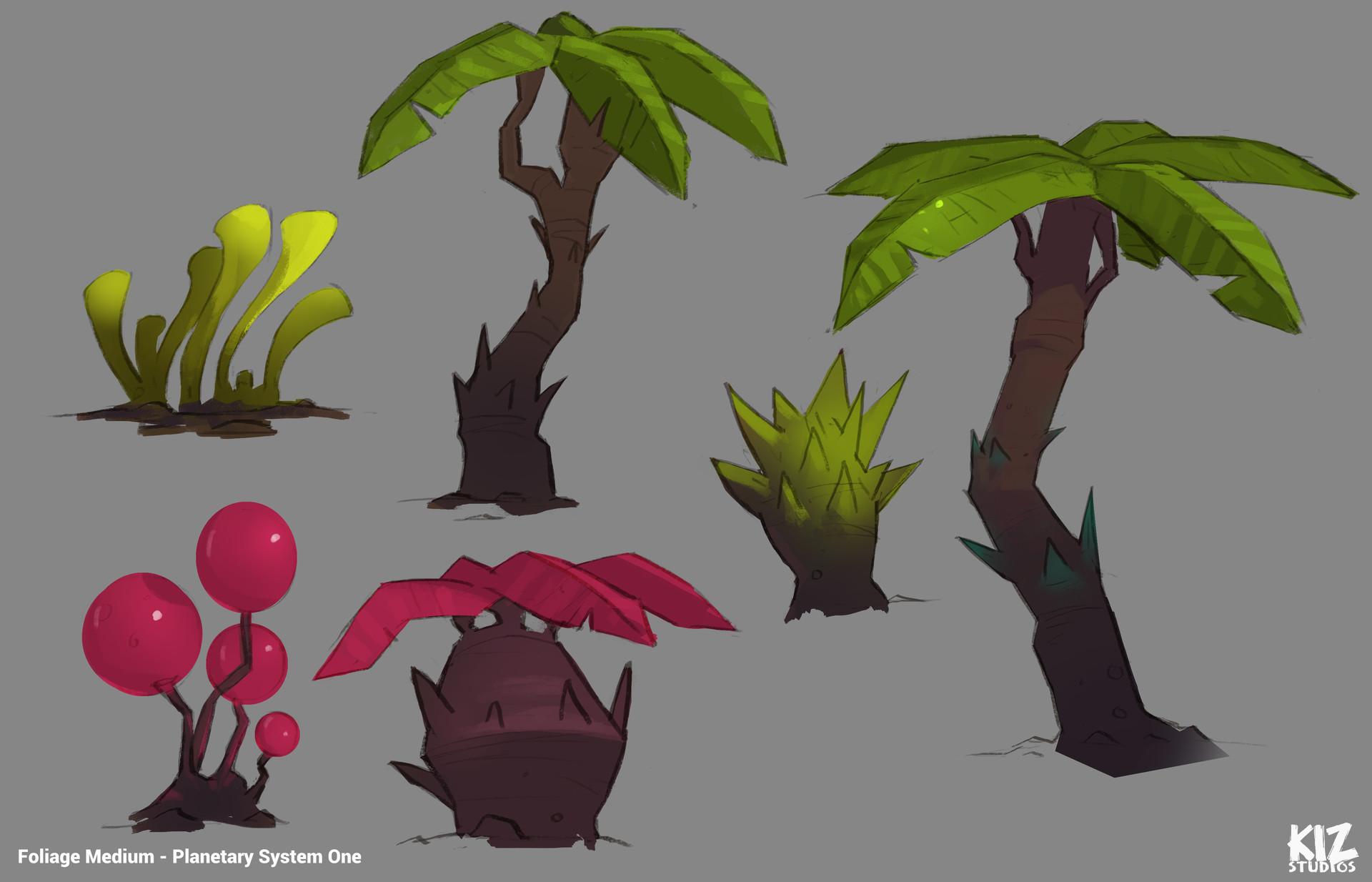 Tim kaminski plants