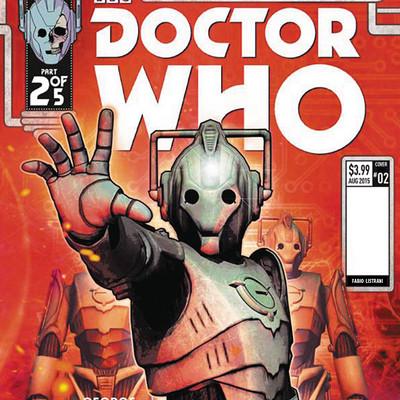 Fabio listrani doctor who supremacy of the cyberman 2 by fabiolistrani