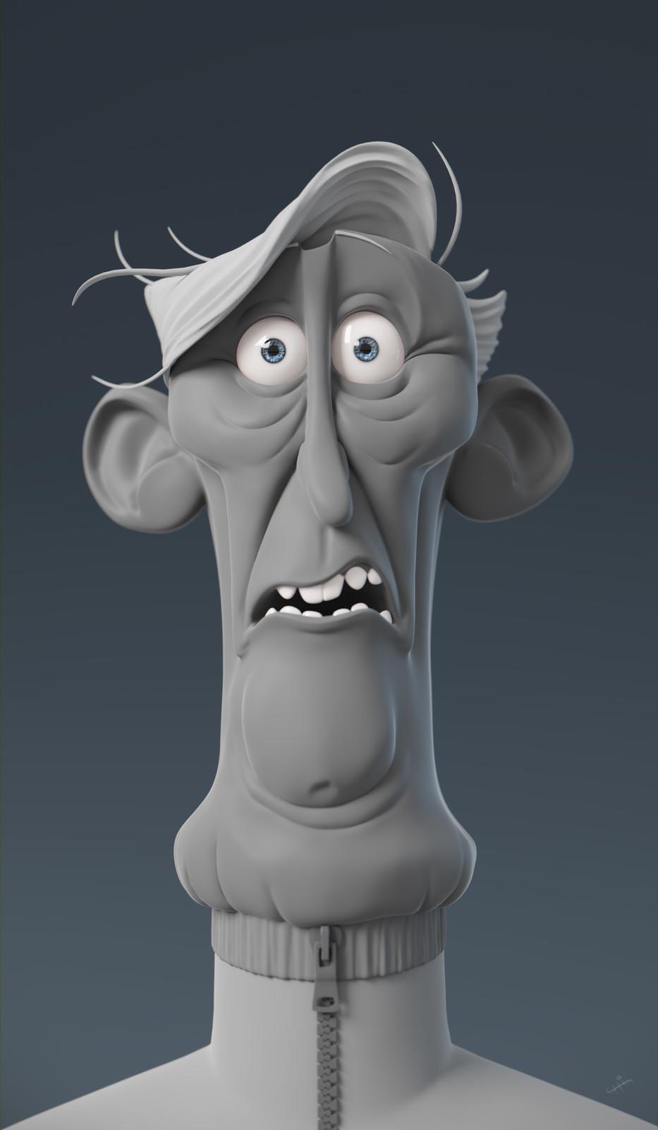 Concept Dan Seddon - 3D Luis Arizaga