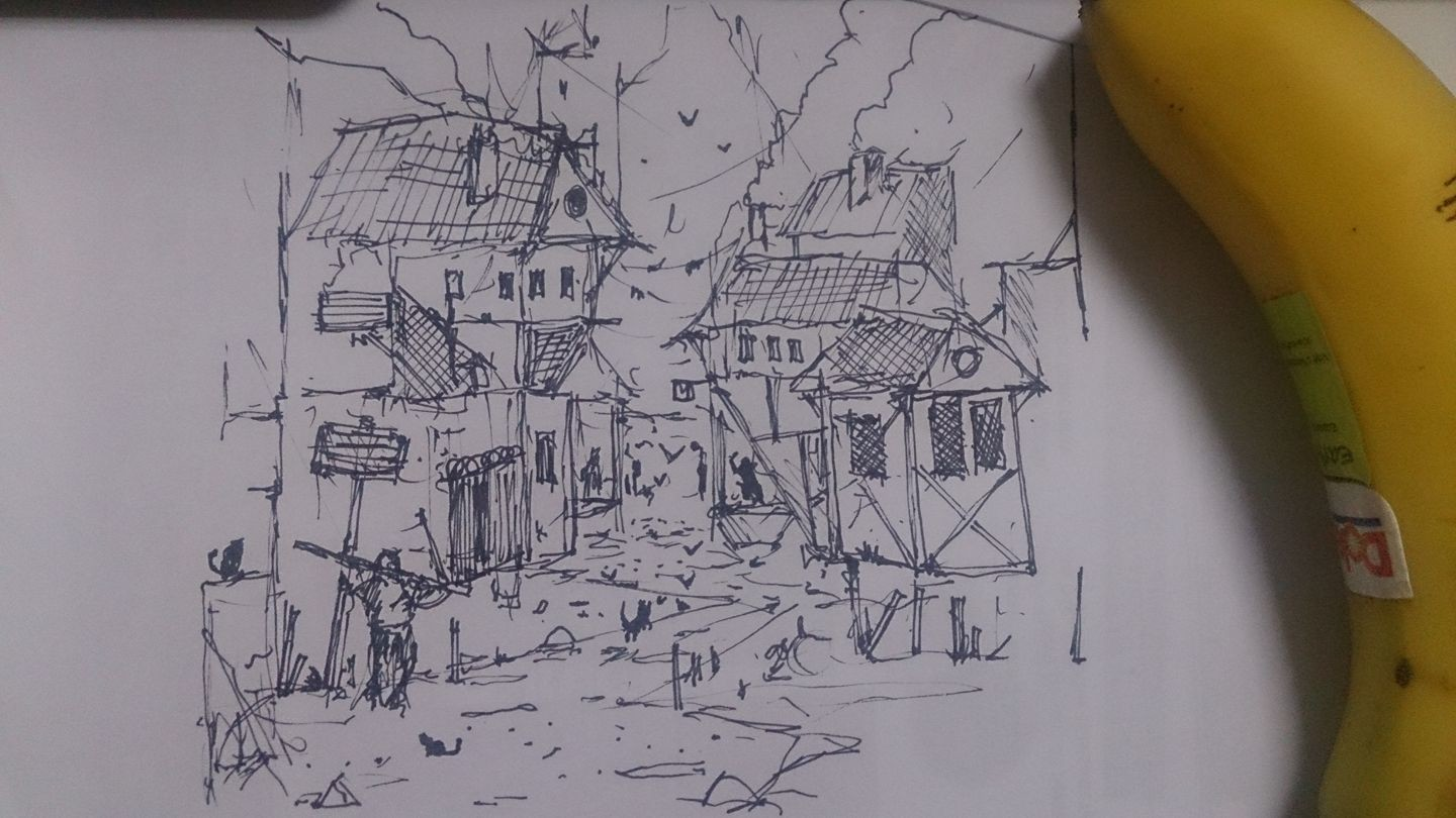 Ismail inceoglu seltse sketch