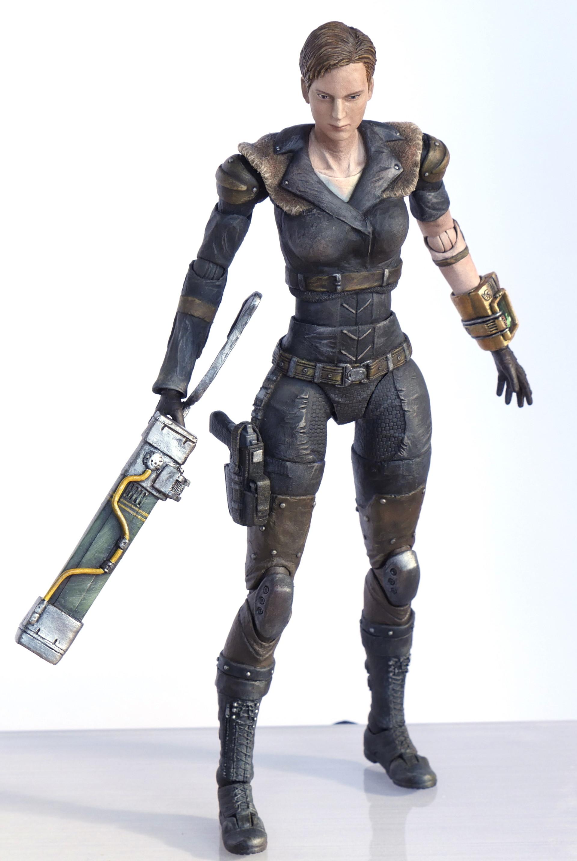 Michael Enea Fallout New Vegas The Female Courier